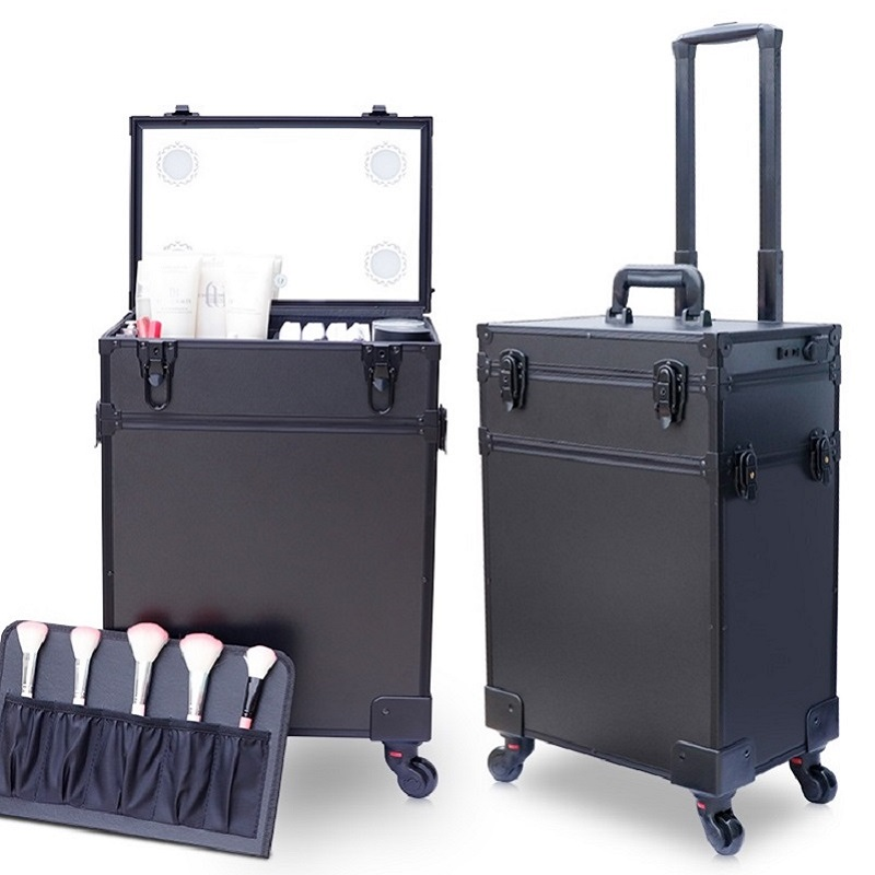 Travel Luggage Cover Crown Bone Suitcase Protector Baggage Case Dustproof Stretchy Fits 26-28 Inch