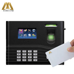 IN01-A машина посещаемости времени с 13,56 МГц резервной карты Батарея Бесплатная SDK с ADM Функция время Запись время часы