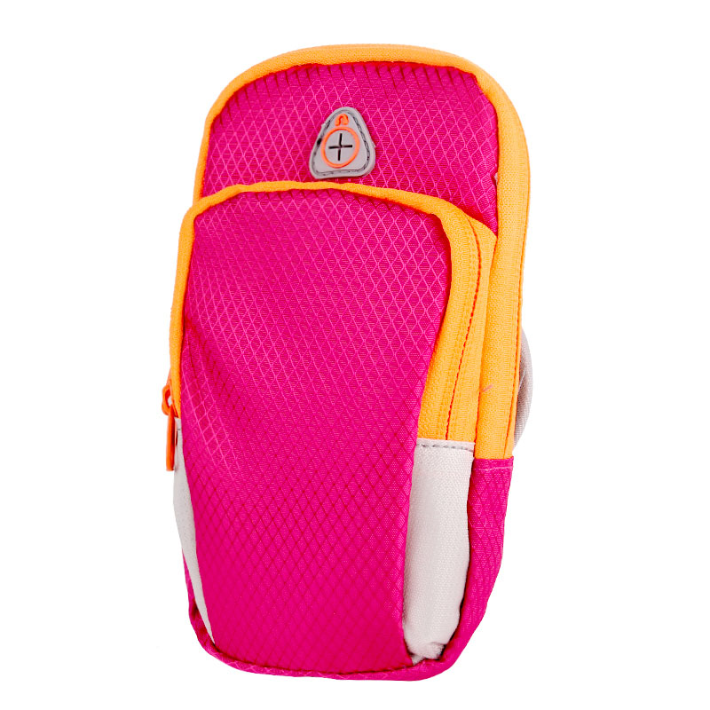 Nylon Running Sport Bag Fitness Gym Jogging Riding Cycling Accessories 5.5inch Cellphone Bag Outdoor Sports Arms Package Newest 13
