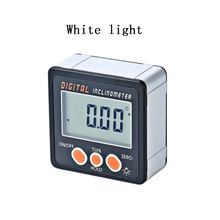 цены на Electronic digital inclinometer electronic protractor aluminum digital angle gauge angle meter with magnet measurement tool  в интернет-магазинах