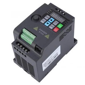 Image 3 - SKI780 VFD Değişken Frekans Dönüştürücü Motor Hız Kontrol 220 V/380 V 0.75/1.5/2.2KW Ayarlanabilir hızlı frekans invertör Yeni