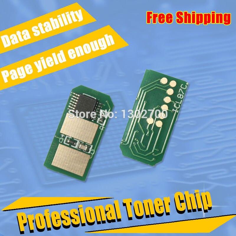Compatible TNR-C4JK1 TNR C4JC1 C4JM1 C4JY1 Toner Cartridge chip For OKI C301 C301dn 301dn C321dn MC332 MC342 power Refill reset