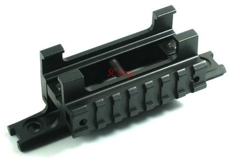 garra base de montagem para h k series mp5