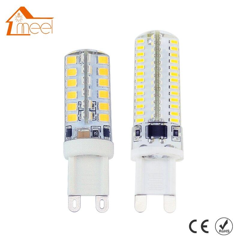 6pcs g9 led bulb 220v 110v 5w 6w 7w 9w 10w 11w led lamp g9 smd2835 led spotlight lamps g9. Black Bedroom Furniture Sets. Home Design Ideas