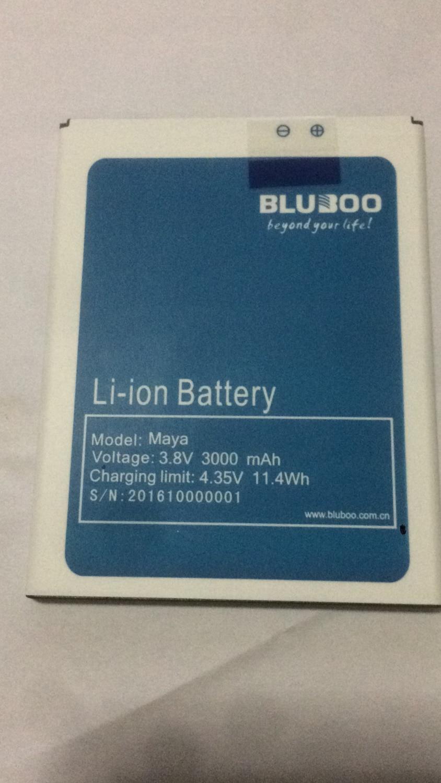 Bluboo Maya Batteria 3000 mAh Del Telefono Mobile Accessorio di Ricambio Accumulatori Per Bluboo Maya