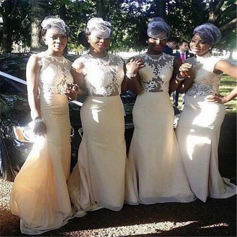 See Though Mermaid   bridesmaid     dresses   robe demoiselle d'honneur vestido de festa de casamento wedding part   bridesmaid     dress