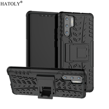 Cover Huawei P30 Pro Case Shockproof Armor Shell Hard Rubber Silicone PC Phone for