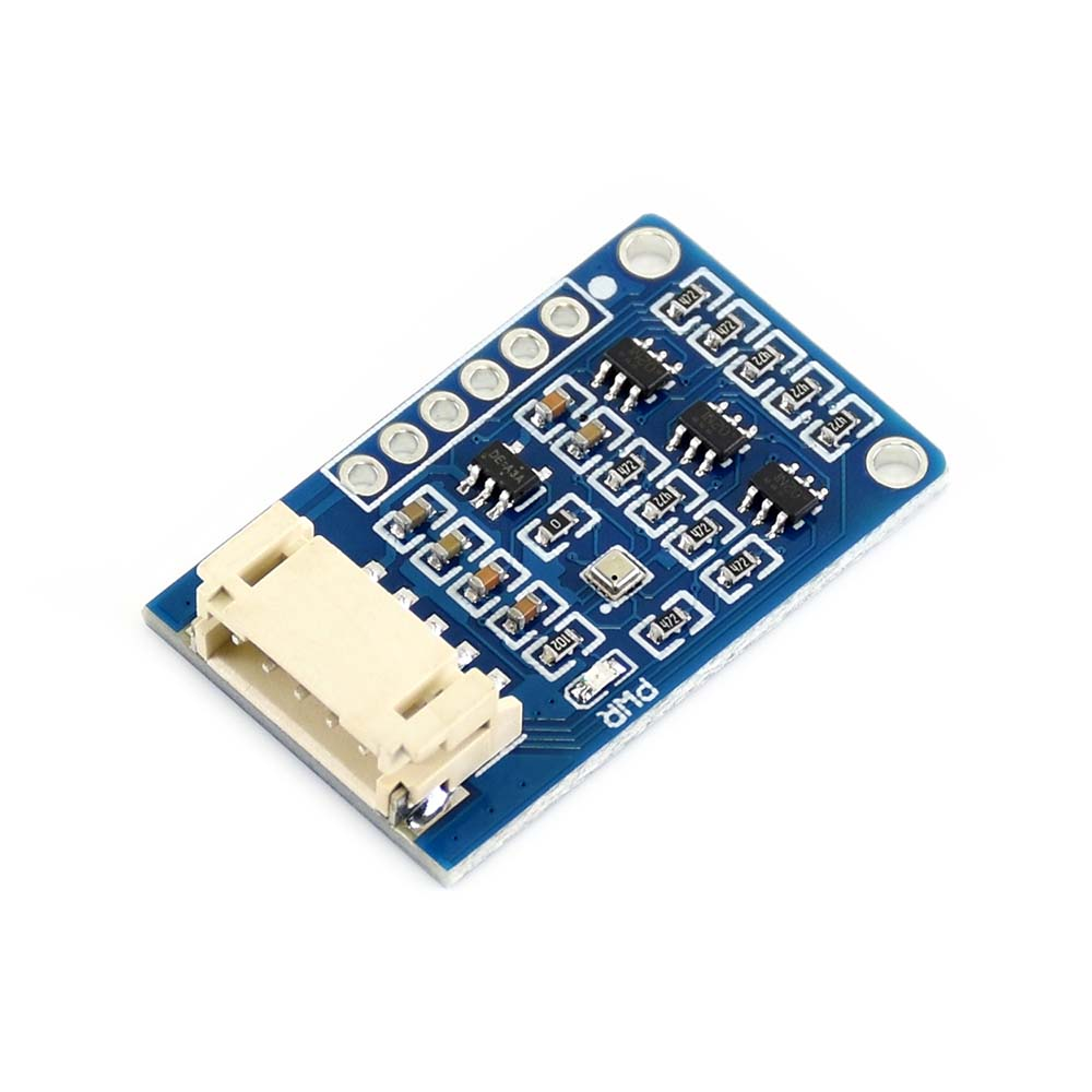 BMP388 High Precision Barometric Pressure Sensor, Altitude / Barometric Pressure / Temperature Measuring, I2C/SPI Interface