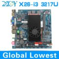 Con ventilador! 3217u mainboard, XCY X26-I3 mini-itx placa base industrial, placa base para tablet pc