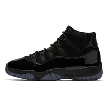 a52b5e92b53 Jordan retro 11 XI Men Basketball Shoes Cap Gown black win like 82 96 Bred  high