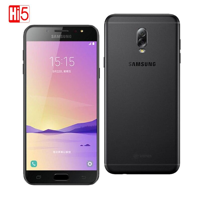 Unlocked Samsung Galaxy C8 SM-C7100 3G RAM 32G ROM 16MP Front Camera Dual sim Oc