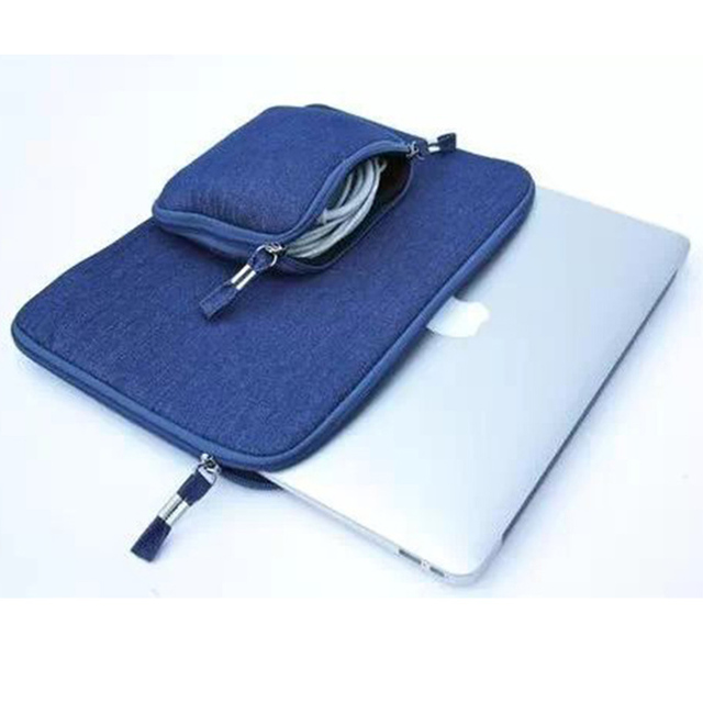 High Quality 11.6 12 13 15 inch Laptop Sleeve Bag Notebook Handbag Case for MacBook Air Pro 1112 Asus Acer Newest Free Drop Ship