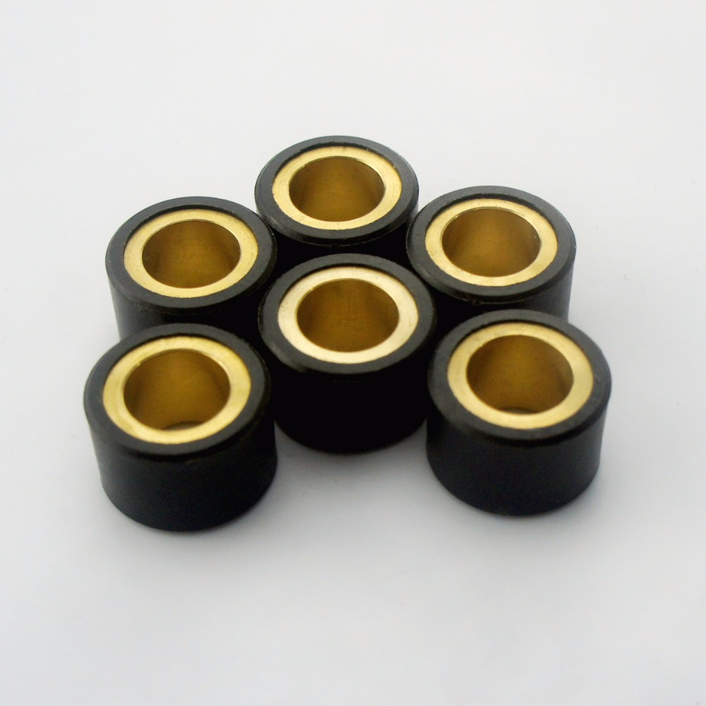 Customized Motorcycle Scooter Roller Weight 18x12 XC-125  COPPER 9.5g Refit Drive Variator Rollers