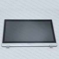 Free Shipping 11 6 Laptop Touch Panel LCD LED Screen Assembly Front Bezel For Acer Aspire