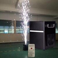 High Quality DMX Remote Control Wireless Stage Spark Cold Machine Sparkluar Speical Effects for Wedding Celebration