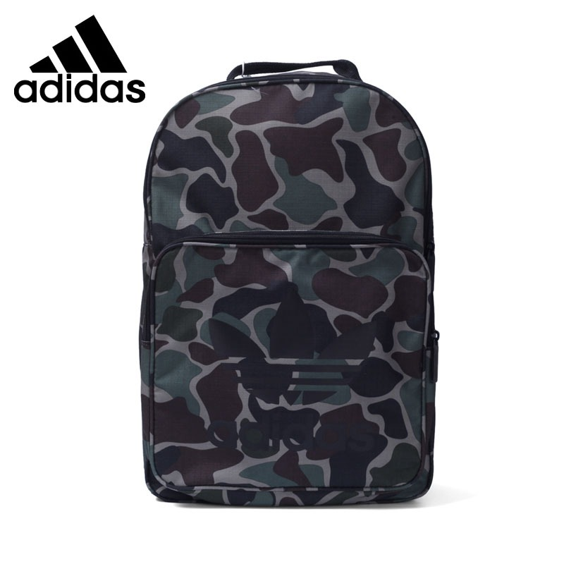 Original New Arrival 2017 Adidas DIRECTIONAL Unisex Backpacks Sports Bags adidas original new arrival official neo women s knitted pants breathable elatstic waist sportswear bs4904