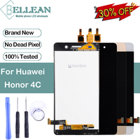 Dinamico Free Shipping For Honor 4C Lcd Repalcement For Huawei G Play Mini CHC U01 U03 Display Touch Screen Digitizer Assembly