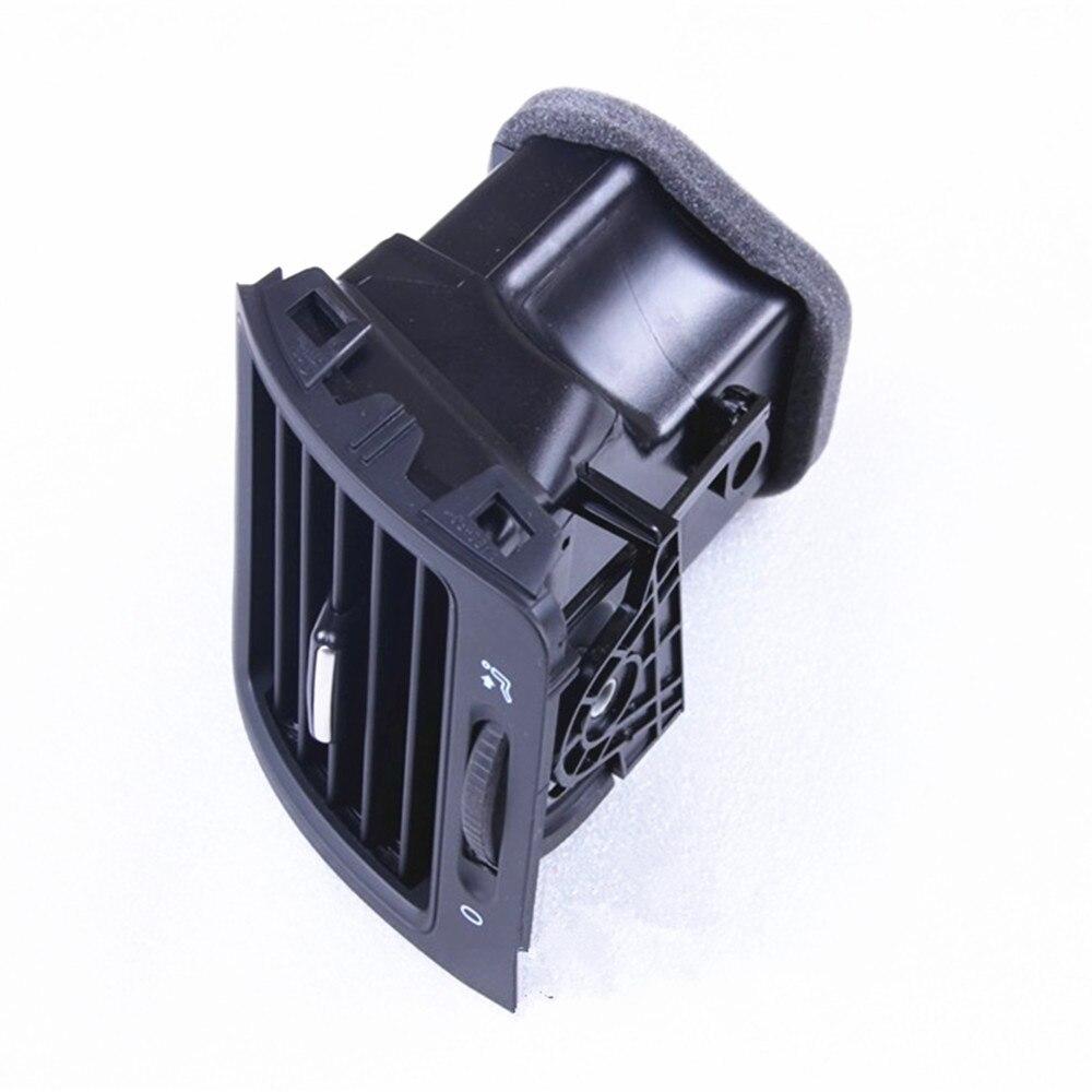 Hongge черный левой передней панели a/c вентиляционное отверстие холодный воздух, насадки для VW Гольф GTI Jetta MK5 кролик 1k0819703 1kd819703 1KD 819 703