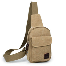 Canvas Male Casual Vintage Crossbody Bags Men's Small Travel Shoulder Bag Flap Messenger Bag Phone Pouch For Men bolso mujer все цены