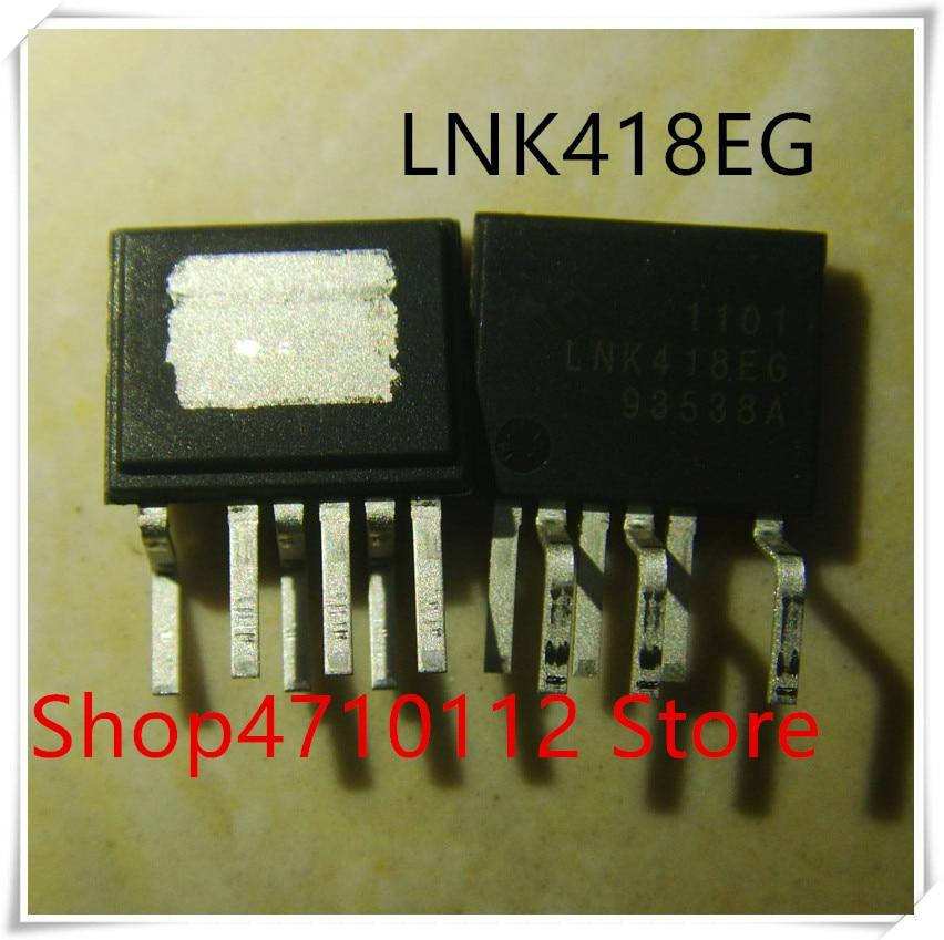 NEW 10PCS/LOT LNK418EG LNK418 ESIP-7 IC
