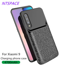 Backup Battery Power Charger Case 4700mAh Extended Phone For Xiaomi 9 Portable Charging