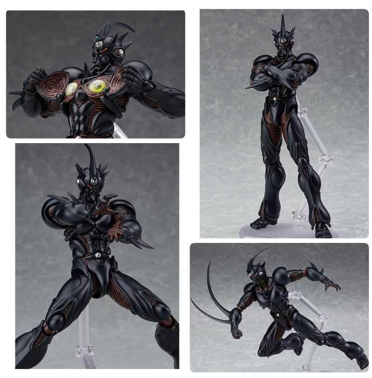 MF Toys Figma Bio Booster Armor Guyver Number 3 Action