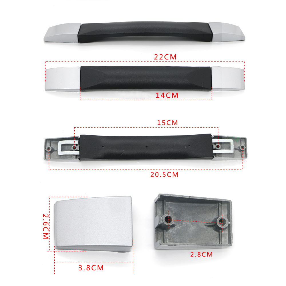 Suitcase Luggage Case B029 14cm Spare Carry Handle Grip Handle Replacement