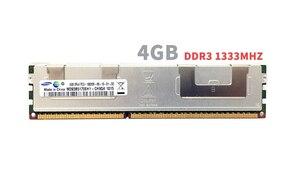 Image 2 - Samsung 4GB 8GB 16GB DDR3 PC3 1066Mhz 1333Mhz 1600Mhz 1866Mhz Server memory 8G  16G 1333 1600 1866 ECC REG 32GB 14900 12800 RAM