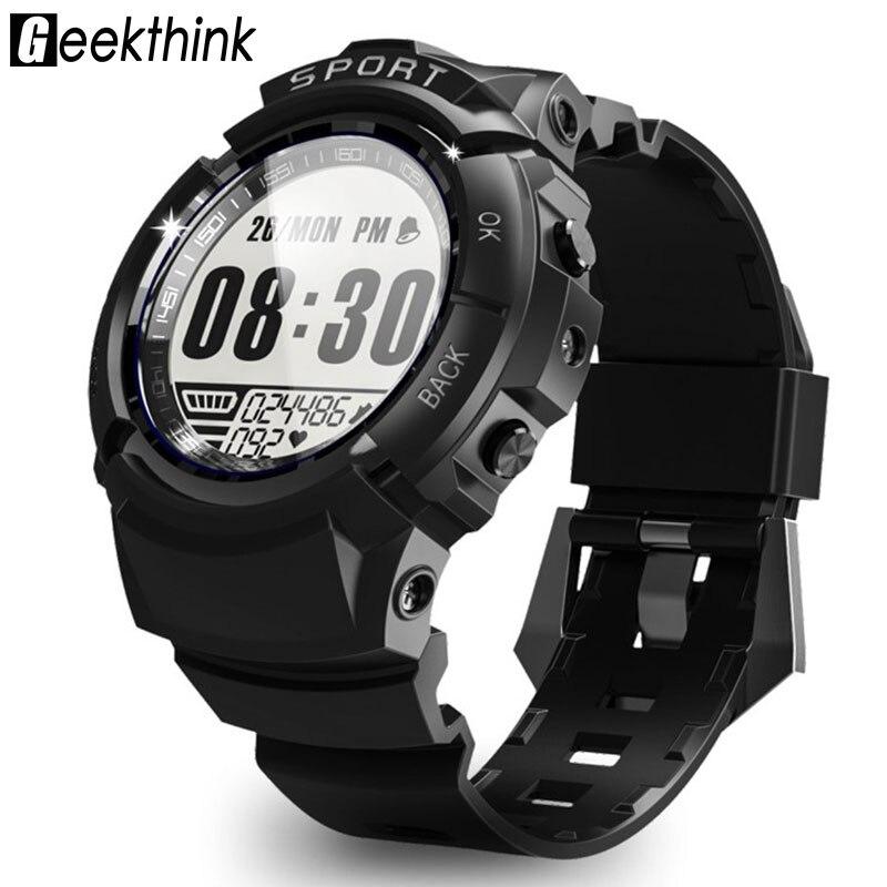 Compass Fitness Tracker Digital Men s Smart Watch Men Alarm Clock IP68 Waterproof Smartwatch Dynamic Heart