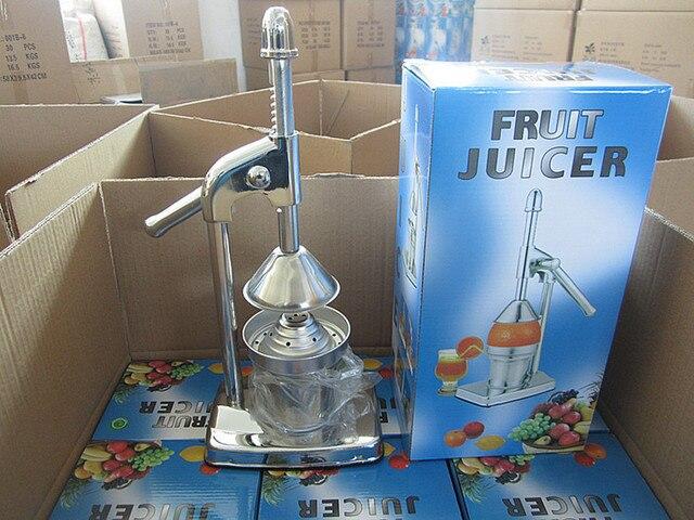 Alta calidad al por mayor Acero inoxidable Juicer manual fruta ...