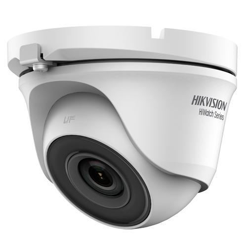 Dôme Camara 2,8mm 4in1 1080 p IR Ip66 Hikvision Hwt-t120-m