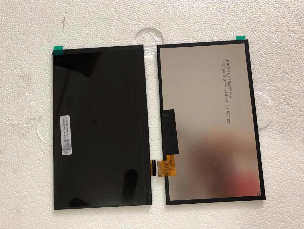 Matriz de pantalla lcd interna de 7 ''para tablet pc para Irbis TZ49 TZ50 TZ51 TZ52 TZ53 TZ55 TZ70 pantalla lcd