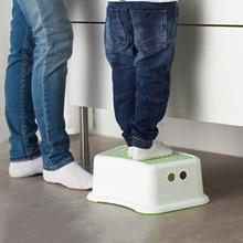 Детские Многофункциональные табуреты для ванной комнаты, сидящие на корточки, унитаз, тренировочные шаговые табуреты, детские противоскользящие табуреты для унитаза, детские пластиковые табуреты для ног