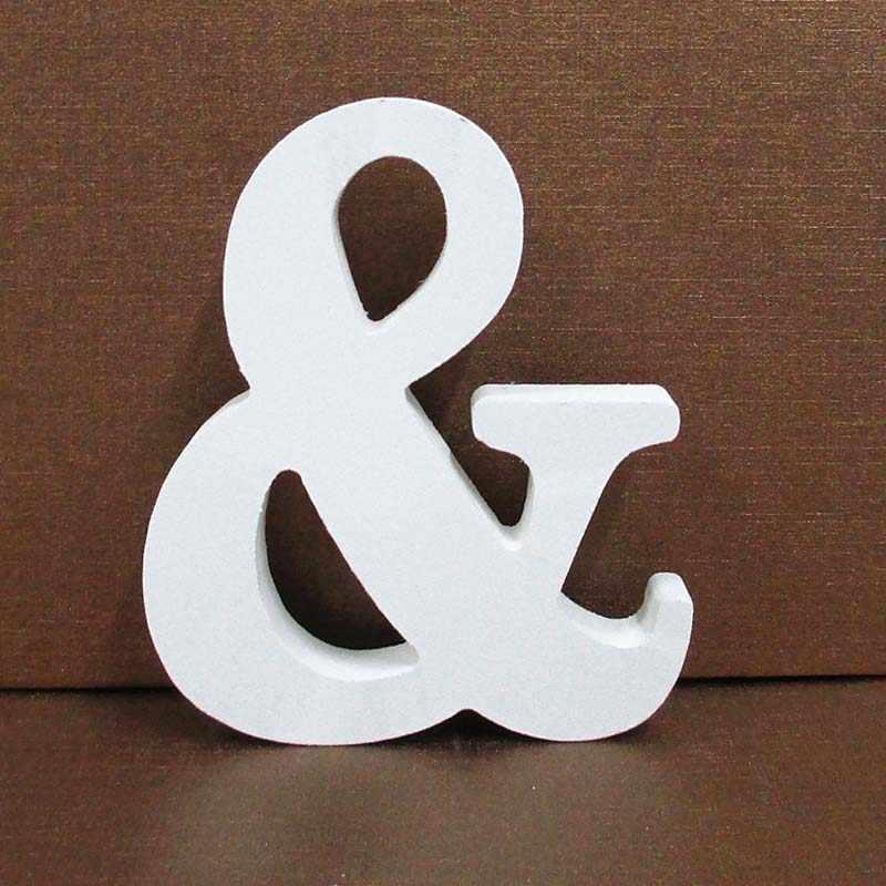 1 шт., 8 см, A-Z, 0-9, белые деревянные буквы, Английский алфавит, номер, отдельно стоящий, индивидуальное имя, дизайн, искусство, ремесло, свадьба, домашний декор
