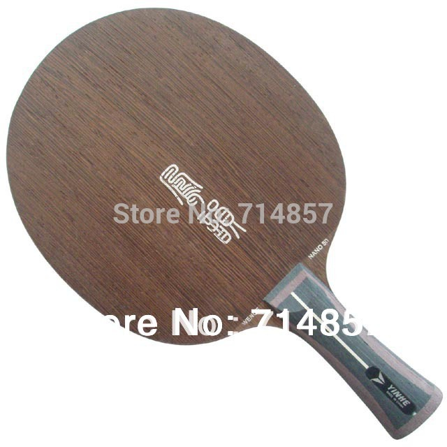 Yinhe / Milky way / Galaxy NANO NW-50 (NW50, NW 50) table tennis / pingpong blade yinhe milky way galaxy nr 50 rosewood nano 50 table tennis pingpong blade