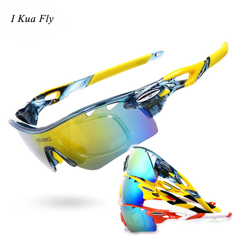 New Cycling Glasses Anti Abrasion Bike Riding Fishing Sunglasses Bicycle Sun Glasses Sport Equipment Sportswear Cycling
