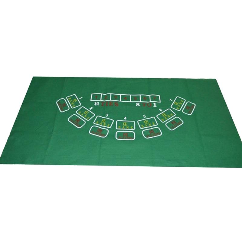 Poker Table Cloth None Woven Fabrics 180x90cm Bacc.