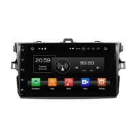 4 Гб + 32 Octa Core 9 Android 8,0 Автомобиль Радио DVD Мультимедиа gps для Toyota Corolla 2006 2007 2008 2009 2010 2011 Wi Fi Bluetooth