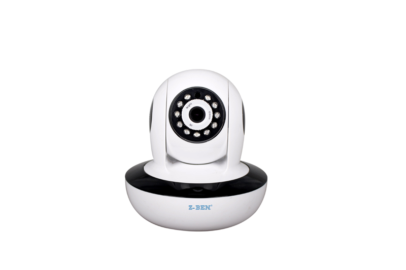 Z-BEN Wifi IP Camera Wireless 720P Smart P2P Baby Monitor Network CCTV Security Camera Home Protection Mobile Remote Camera 720p mega pixel p2p mobile remote control wifi version wireless ip camera