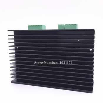86 Motor 2.2A-8.2A AC 18V-110V DC 18V-160V Stepper Motor Driver 110VAC / 160VDC Driver for Nema 34 Stepper Motor