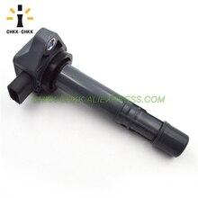 CHKK-CHKK NEW High Performance Ignition Coils 30520-P8E-A01 30520 P8E A01 For 99-09 Honda Accord Odyssey 3.0L 3.2L 3.5L V6 C1221