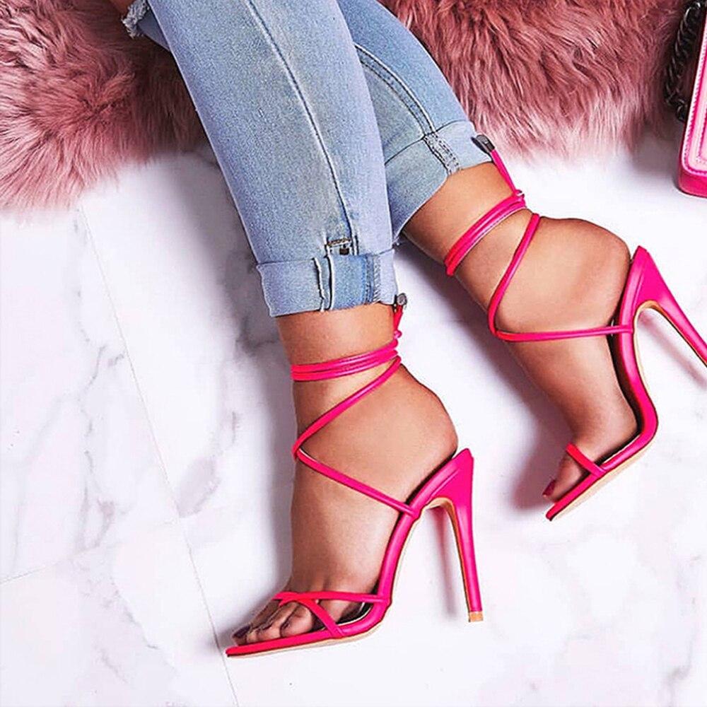 Rose Heels 11.5