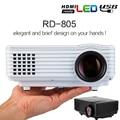 Mini LED Projector HD 1080P Pocket Projectors RD805 Portable Home Cinema Theater HDMI VGA USB SD Xbox Game Education Video