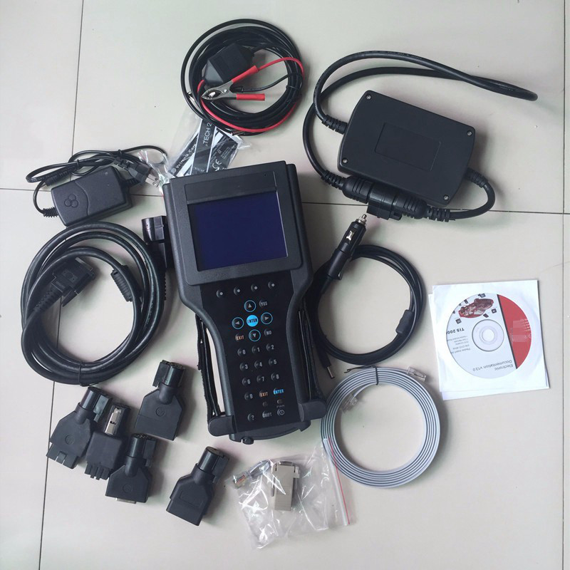 RCOBD tech2 diagnostic tool for G-M/SA.AB/O.PEL/S.UZUKI/I.SUZU/H.olden g-m tech 2 scanner in carton box dhl free tech 2 scanner for sale