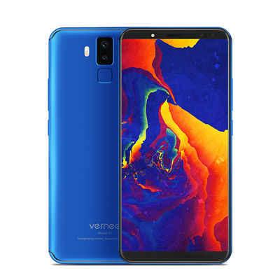 Téléphone portable Vernee X1 4G 6.0 pouces 18:9 FHD 6GB RAM 64GB ROM Android 7.1 Octa Core 16MP quatre caméras 9V 2A identification de visage de Charge rapide