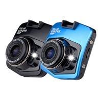 Mini Araba DVR Kamera GT300 Full HD 1080 P Dash kamera Park Izleme Kaydedici Video Registrator Kamera Araç Blackbox DVR