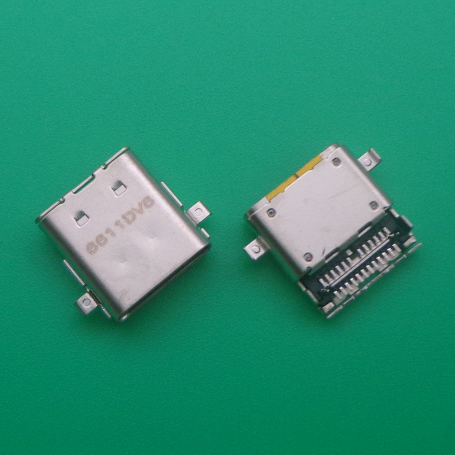 For Microsoft <font><b>Lumia</b></font> <font><b>950</b></font> XL Micro usb Charging Port Type-C USB DC Dock Connector Socket power plug replacement repair <font><b>parts</b></font> image