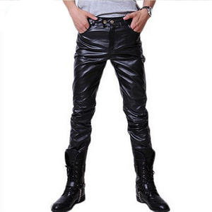 Pants Training Motorcycle-Pants Spring Street Men's Korean-Fashion New Section And Autumn