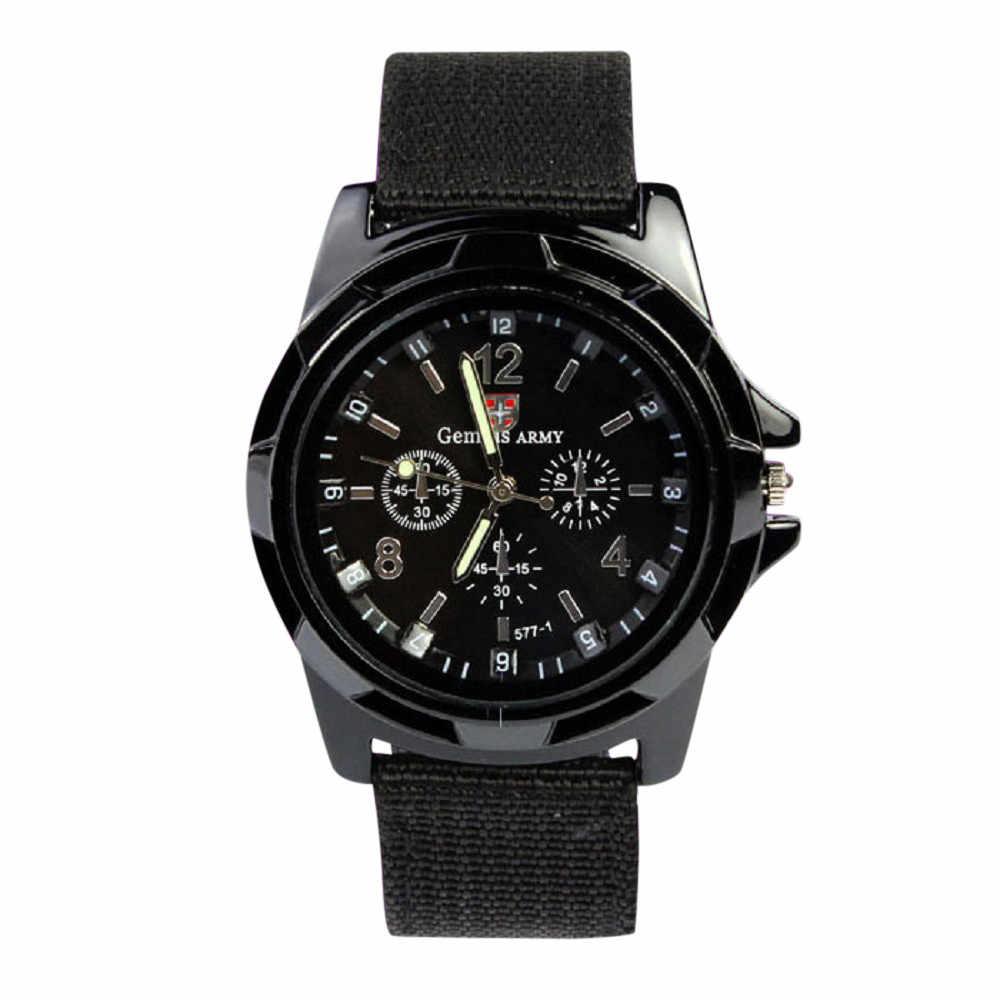 Montre pour hommes course militaire montre Sport bracelet en tissu montre-bracelet ч naviforce relojes para hombre horloges mannen relojes