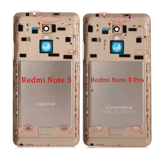 150mm for Xiaomi Redmi Note 3 Battery Cover Rear Door Housing For Xiaomi Redmi Note 3 Pro Back Cover Replacement Parts|Mobile Phone Housings & Frames| |  - title=